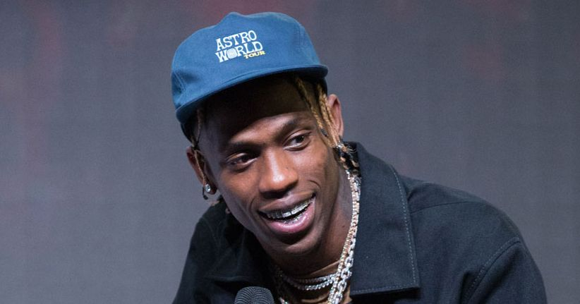 Travis Scott's 'Sicko Mode' Goes No  1