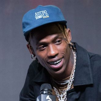 10946bf79709 Travis Scott's 'Sicko Mode' Goes No. 1, Which Is, As They Say, Pretty Sick