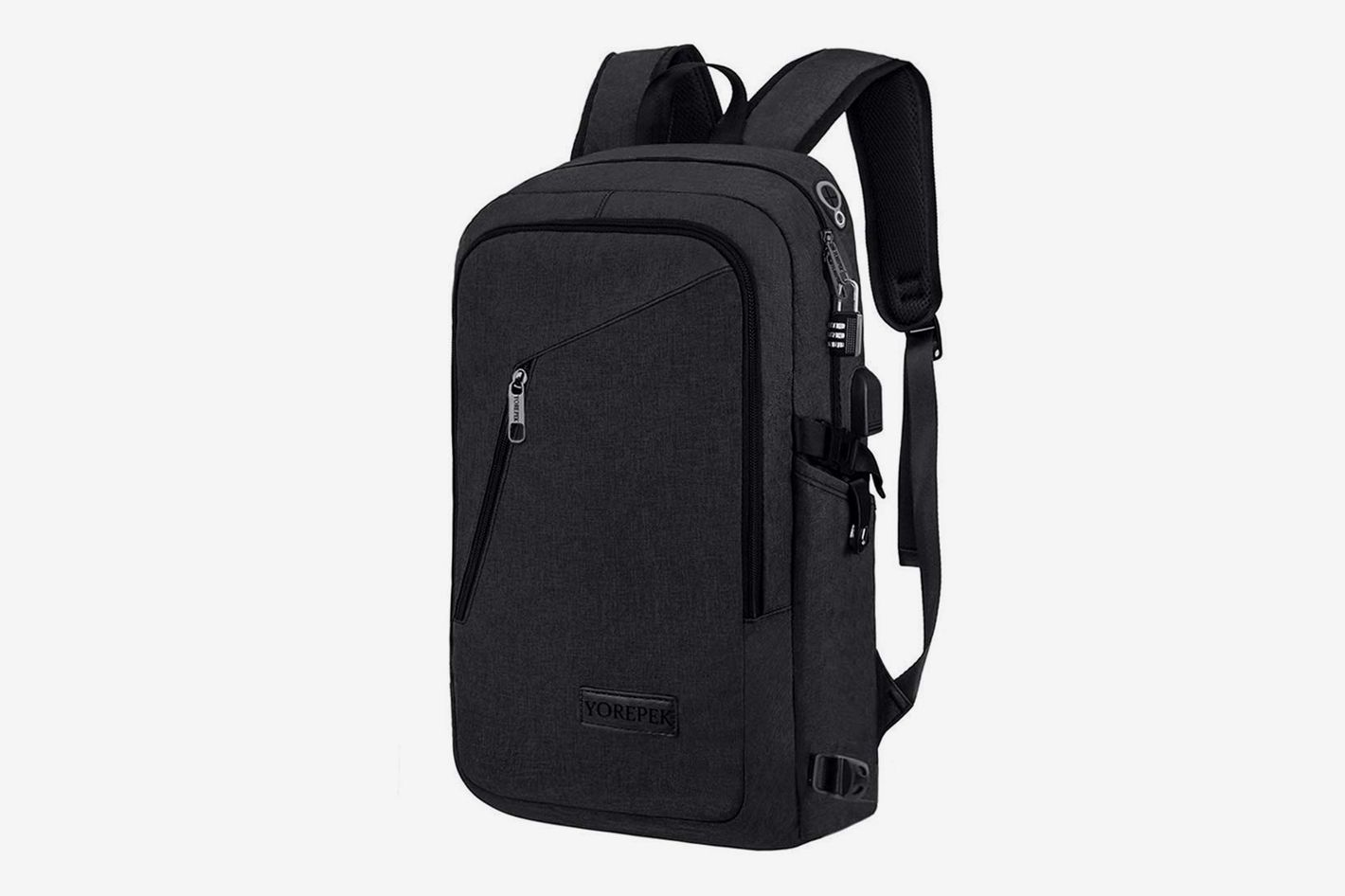 b11138f30 Yorepek Slim Laptop Travel Backpack