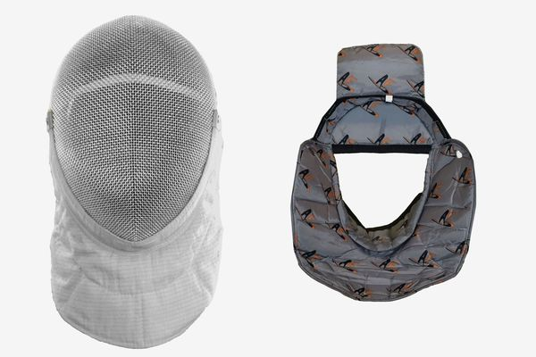 Sabre Mask With Removable Lining — Signature Series