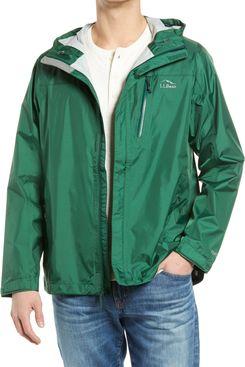 L.L.Bean Men's Trail Model Water Repellent Rain Jacket
