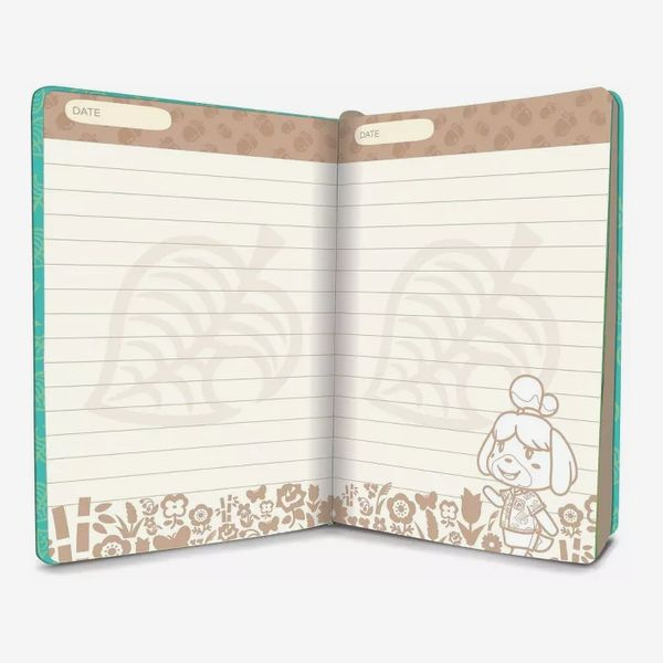 Target Leaf Collection Animal Crossing Journal