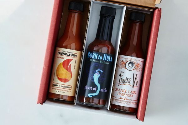 Fuego Box Small-Batch Quartery Hot Sauce Subscription