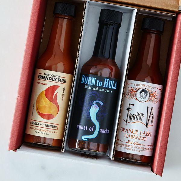 Fuego Box Small-Batch Quartery Hot Sauce Subscription