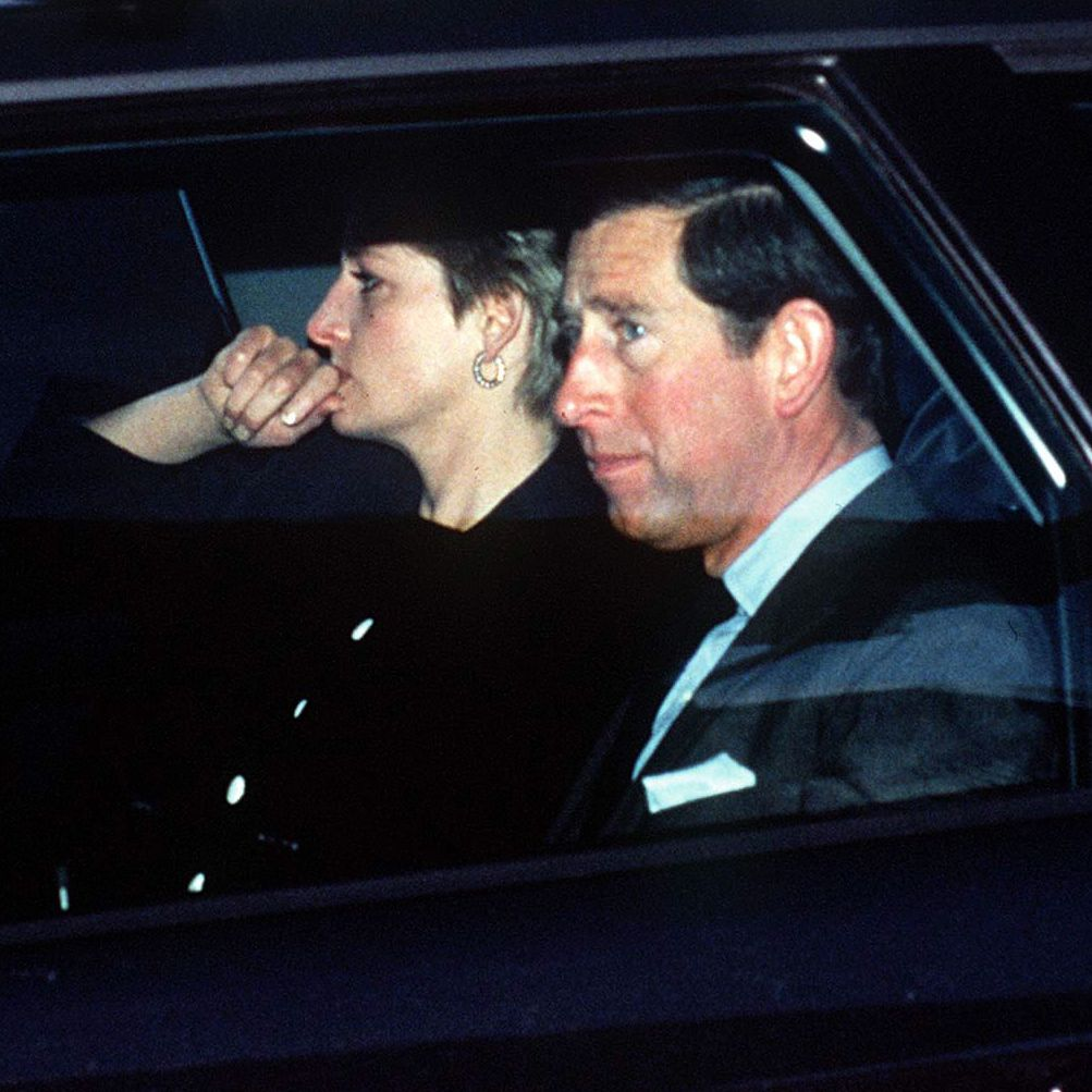 The Best Princess Diana Arriving In New York