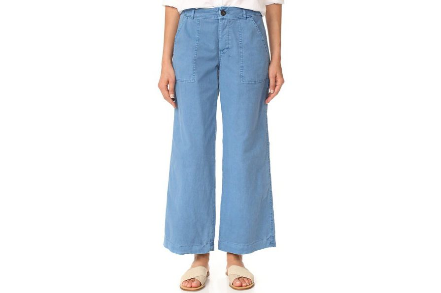 Free People Relaxed Work Pants
