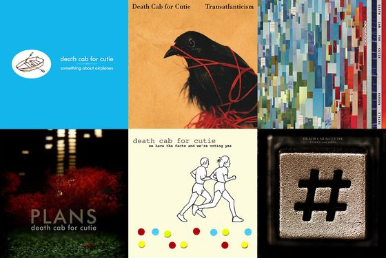 Ben Gibbard Picks the Best Death Cab for Cutie Songs