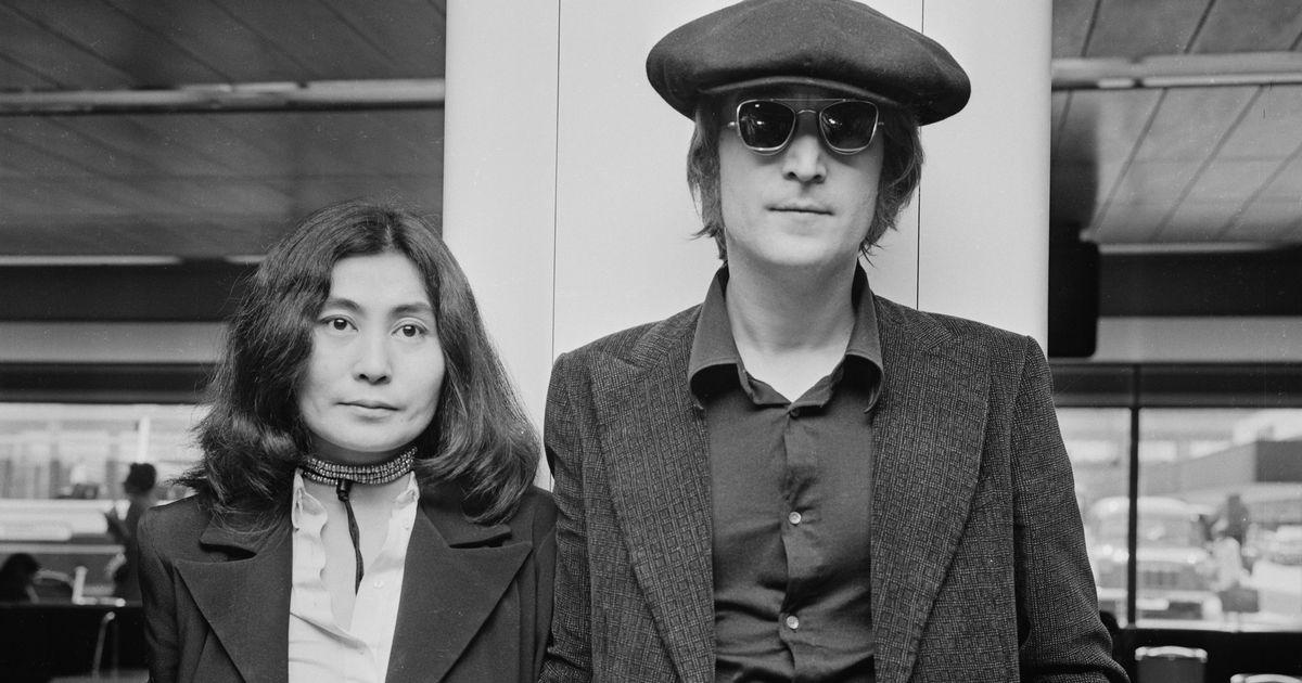 Yoko Ono And John Lennon Yoko Ono Might ...