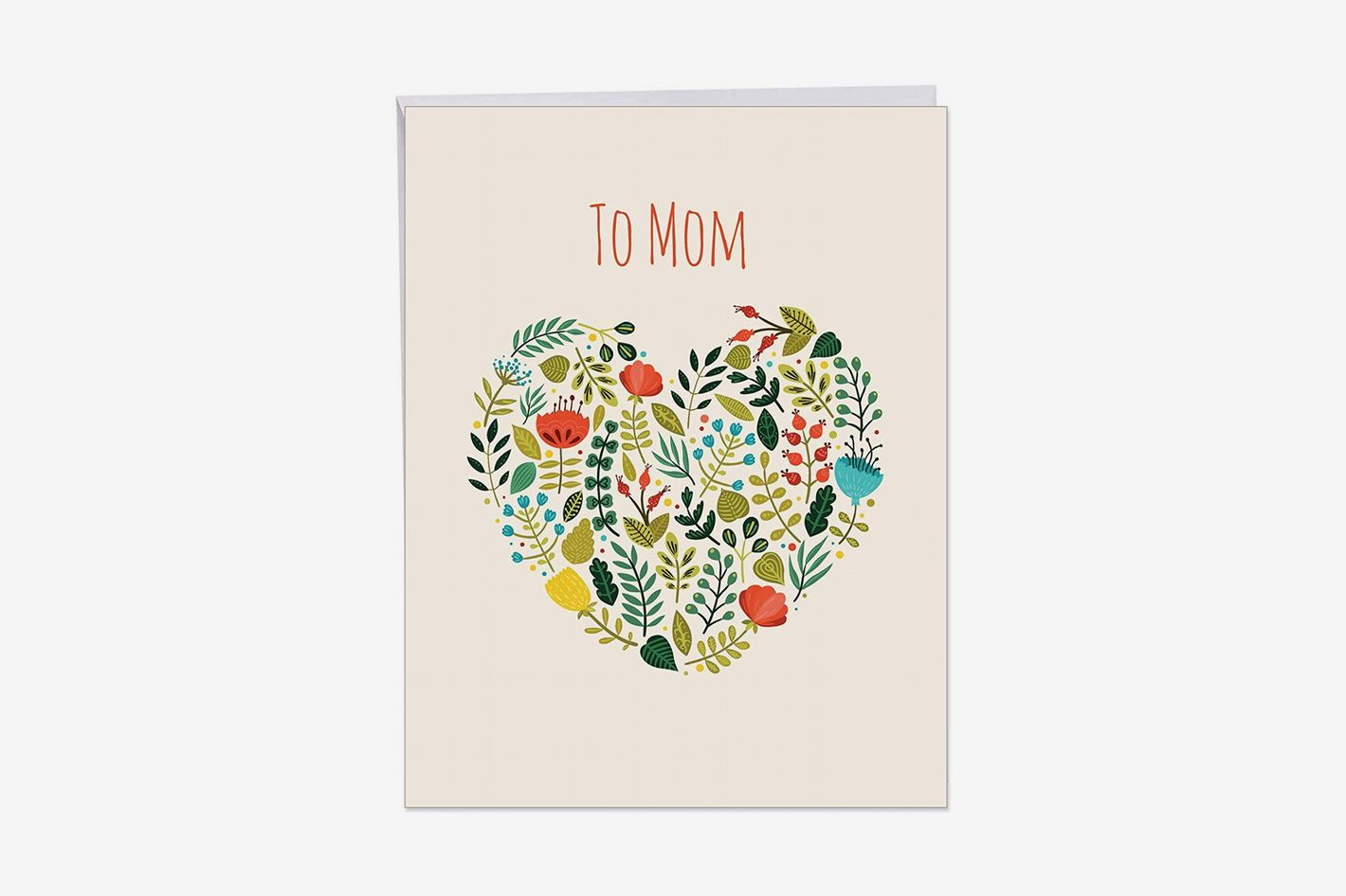 Grateful Greetings Creative Happy Mother's Day Card From All Of Us