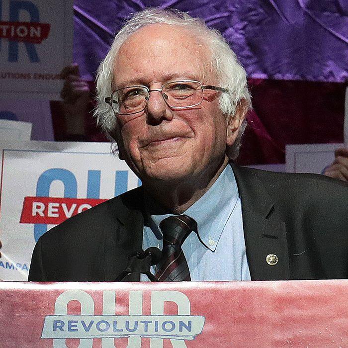 Warren Treating Sanders As Leader Of The Democratic Party