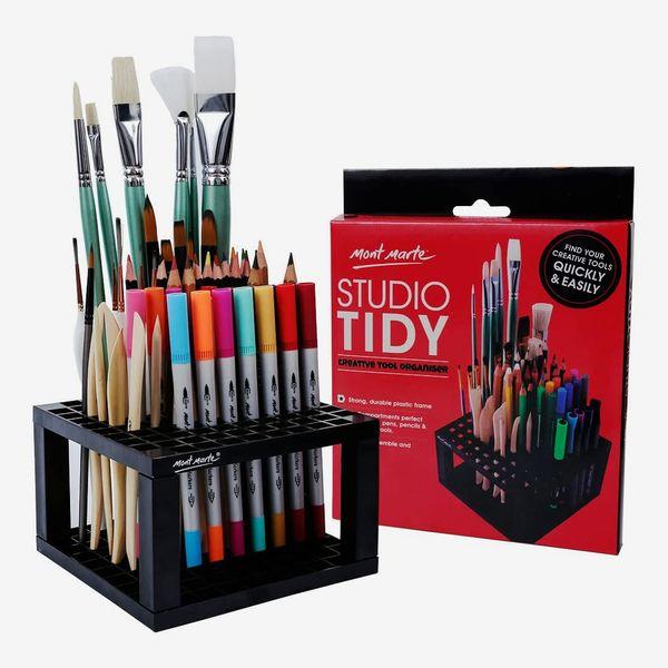Studio Tidy Pencil and Brush Organiser