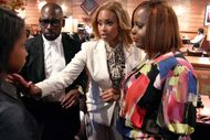 The Real Housewives of Potomac Recap: Fight and Flight