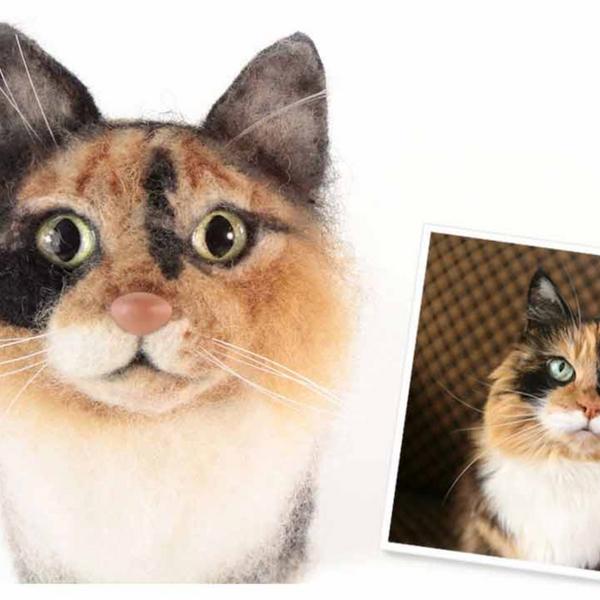 Shelter Pups Custom Plush Cat