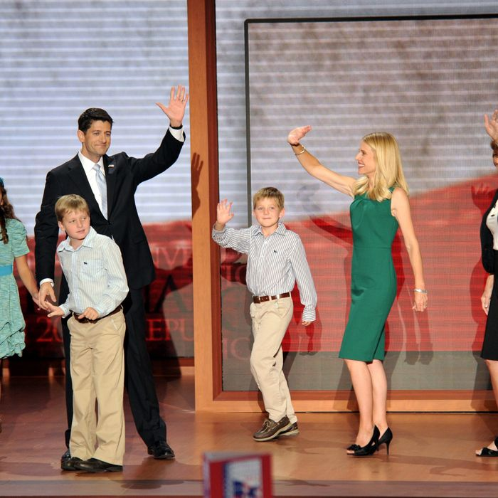 Janna Ryan, Paul Ryan, and other Ryans.