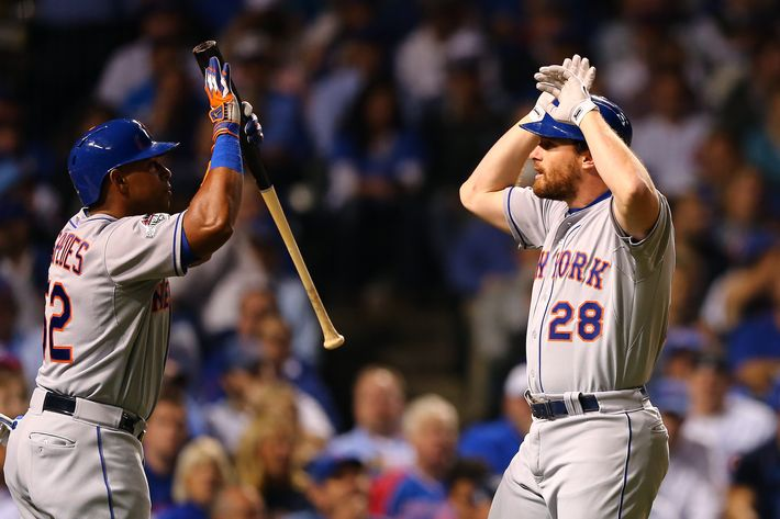 League Championship Series - New York Mets v Chicago Cubs - Game Three