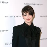 Anne Hathaway==National Board of Review Awards Gala==Cipriani 42nd. St., New York==January 8, 2013.