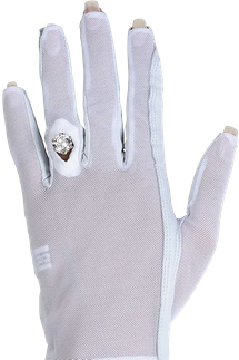 Lady Classic Solar Nail & Ring Golf Glove