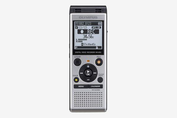 Olympus Voice Recorder WS-852