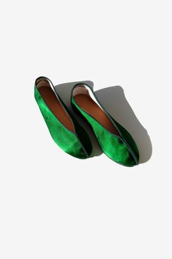 The Wax Apple Theater Shoes