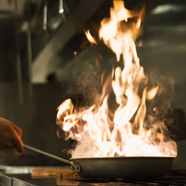 Diners Sue Restaurant After Flambé Dish Goes Awry