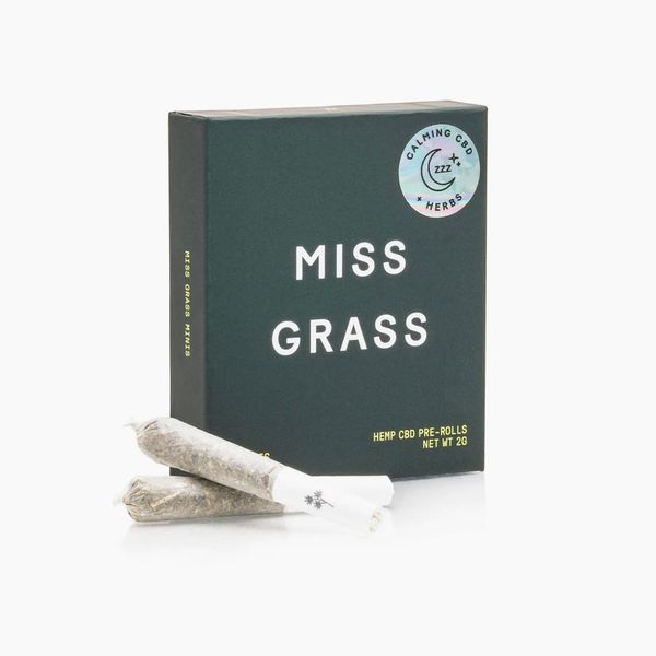 Miss Grass ZZZ Hemp + Herb Minis