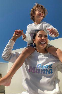 Good American Good Mama Sweatshirt