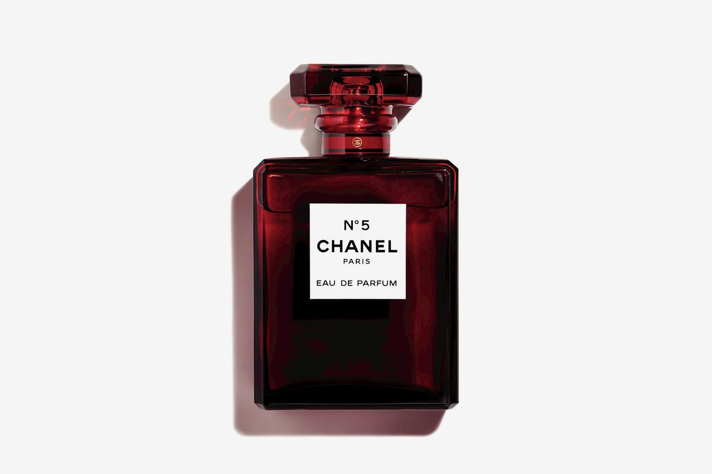 dcfead0a6167 Chanel No. 5 Will Be Released in Limited-Edition Red Bottles