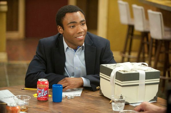 """COMMUNITY -- """"Remedial Chaos Theory"""" Episode 303 -- Pictured: Donald Glover as Troy -- Photo by: Lewis Jacobs/NBC"""