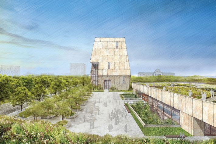 On Deck For The Obama Presidential Library: A Recording Studio