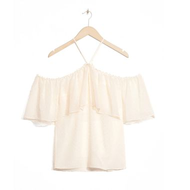 7b9f3ae7465d3c Baring Your Shoulders the Chic Way  13 Summertime Tops