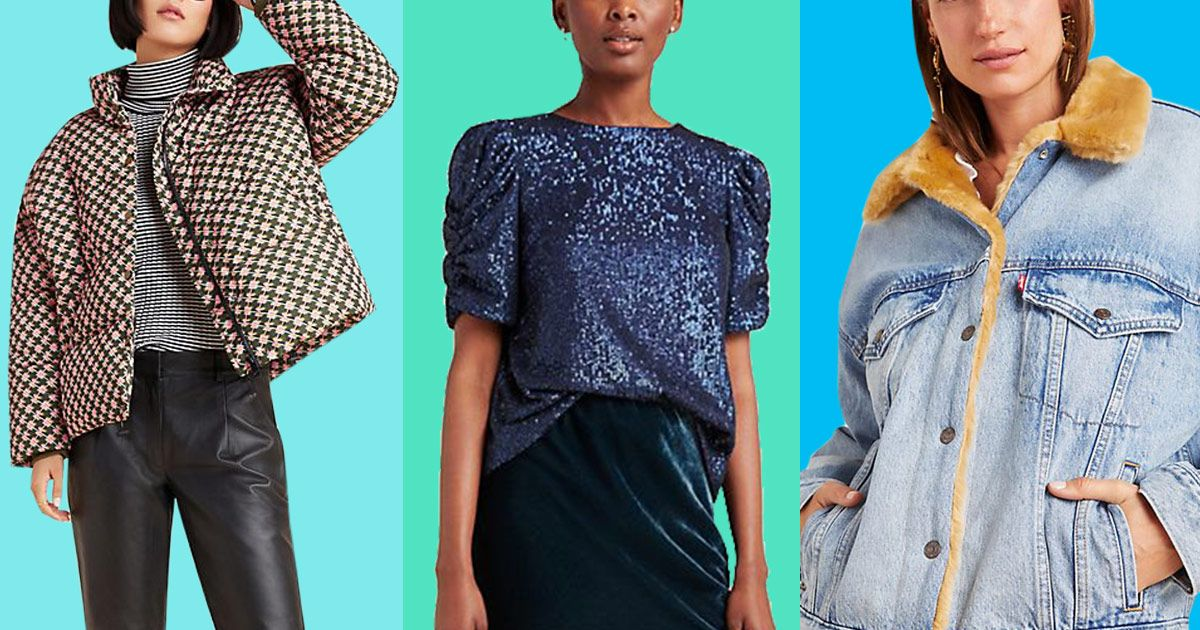Anthropologie Flash Sale: 40 Percent Off for 24 Hours