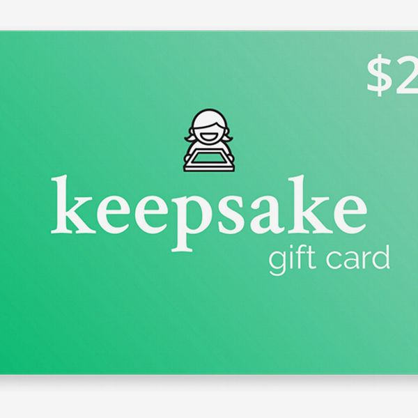 Keepsake Frames Gift Card