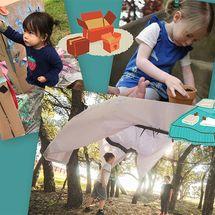 Tinkergarten at Home DIY Activities