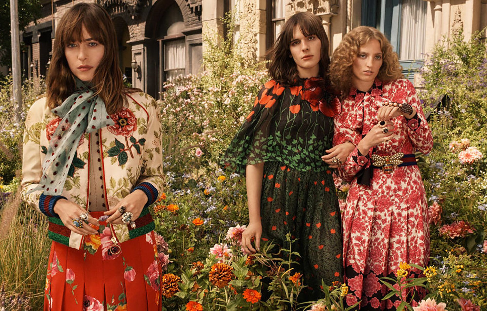 9cb7b3862 Feast Your Eyes on the New Gucci Bloom Campaign