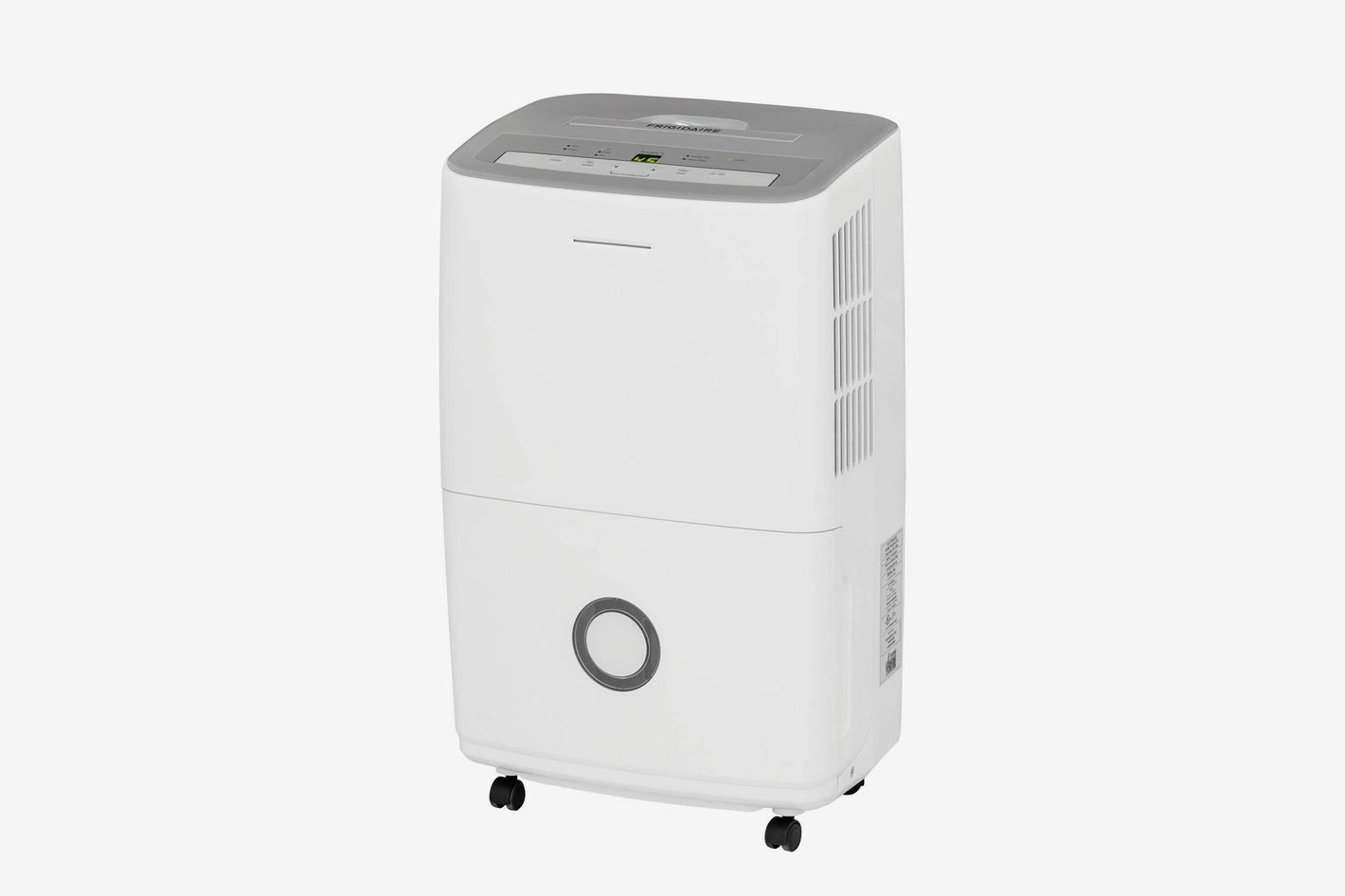 Frigidaire 30 Pint Dehumidifier With Effortless Humidity Control, White