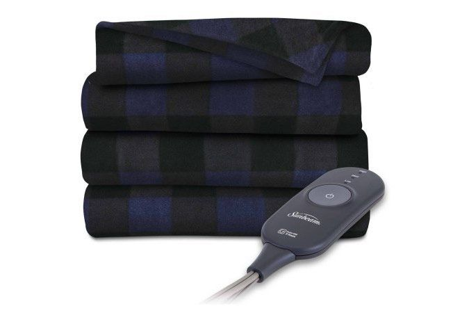 Best Electric Blankets Heated Blankets On Amazon Reviews Amazing Down Throw Blanket Target