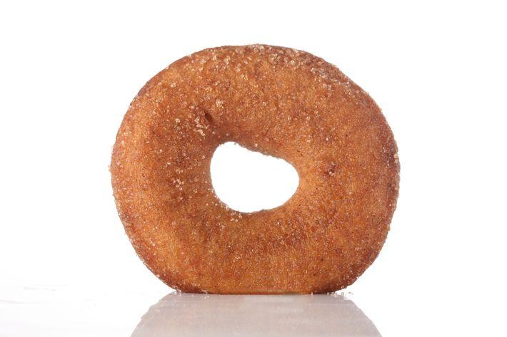 Carpe Donut's fresh-fried treat.