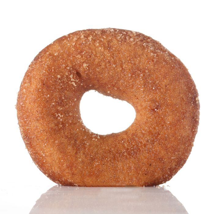 Carpe Donut's fresh-fried treat.