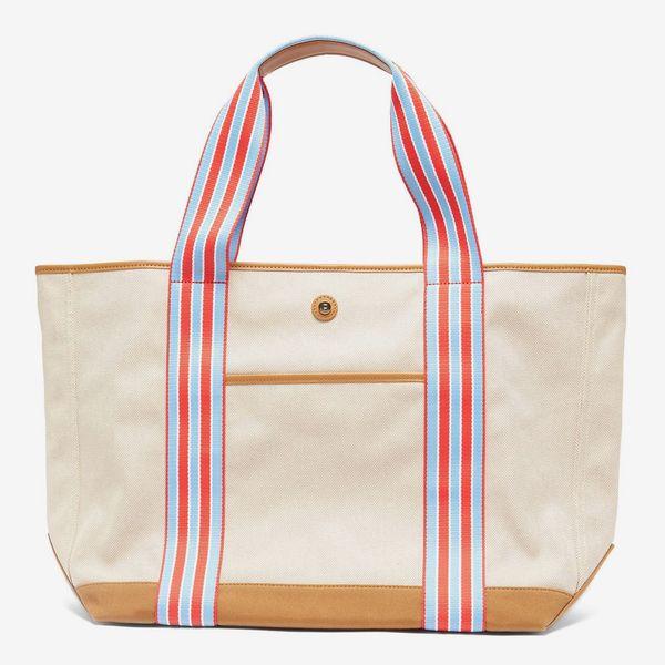 Paravel Cabana Recycled-Fibre Canvas Tote Bag