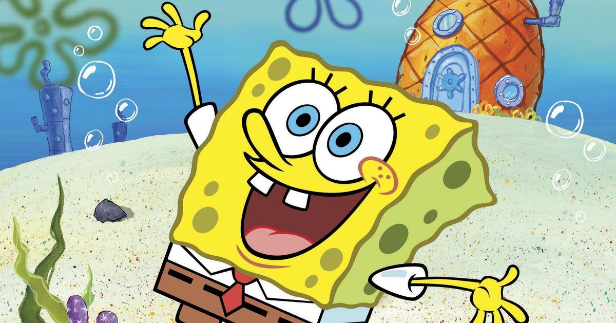 Spongebob Squarepants And Stephen Hillenburgs Legacy