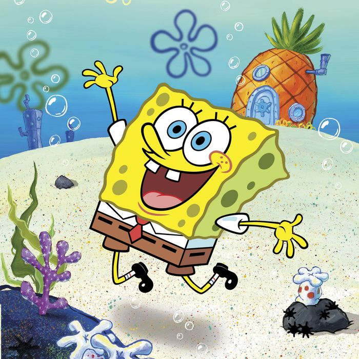 d0a3187e2 SpongeBob SquarePants and the Indestructible Faith of Imagination
