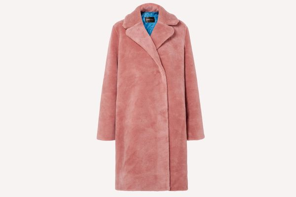 Stine Goya Concord Faux Fur Coat