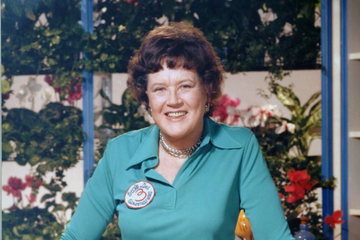 Julia Child. Photo: Bachrach/Getty Images