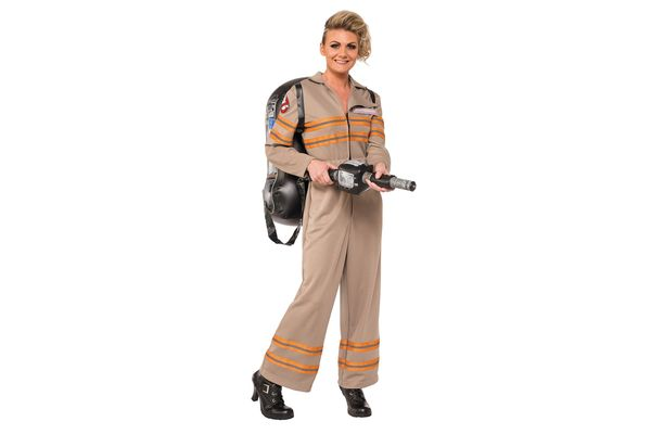 Rubie's Women's Ghostbusters Movie Deluxe Costume
