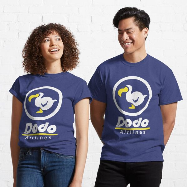 Animal Crossing-Inspired Dodo Airlines Classic T-Shirt