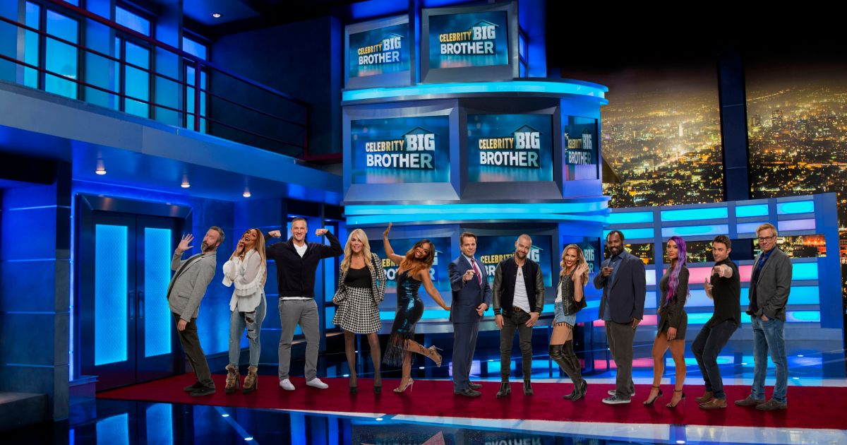 Celebrity Big Brother 2 (US) | Big Brother Wiki | FANDOM ...