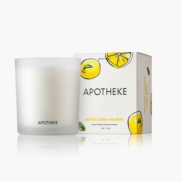 Apotheke Meyer Lemon and Mint