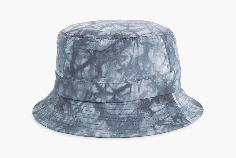 Trouvé Tie Dye Bucket Hat