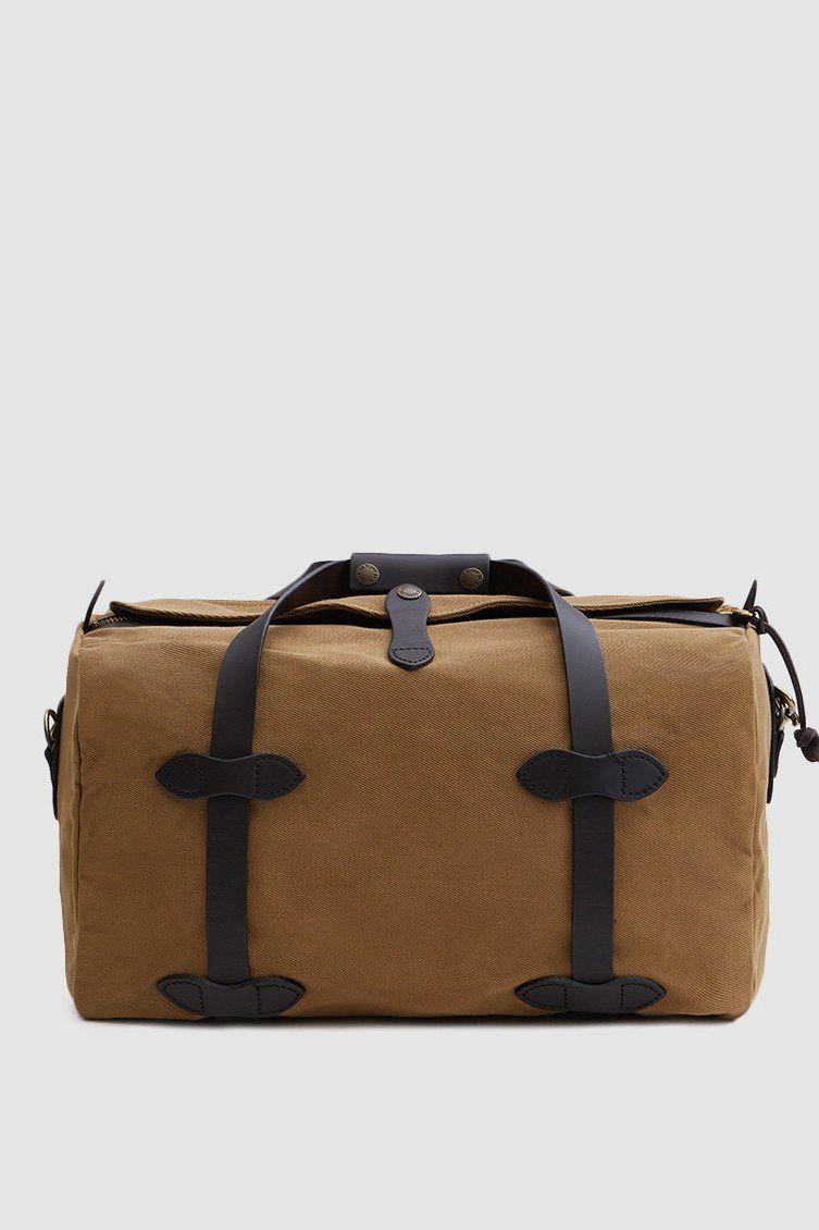 Filson Small Duffle Bag in Tan