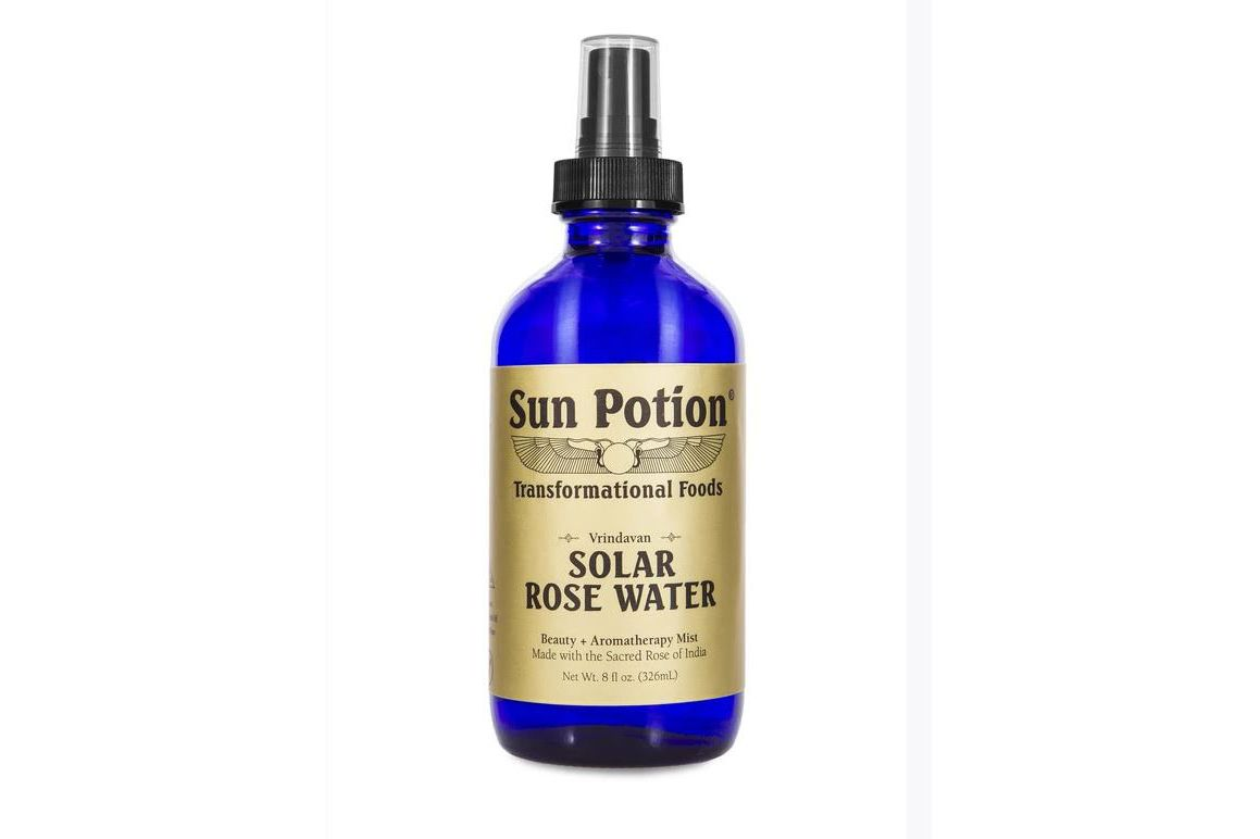 Sun Potion Solar Rose Water